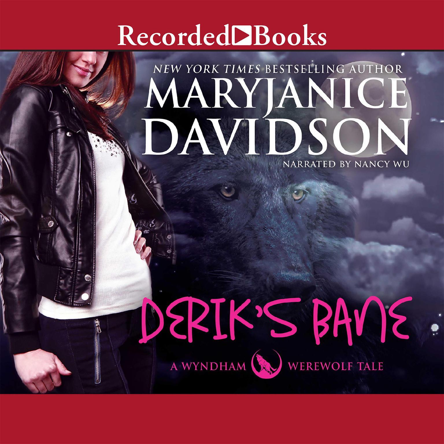 Printable Derik's Bane Audiobook Cover Art