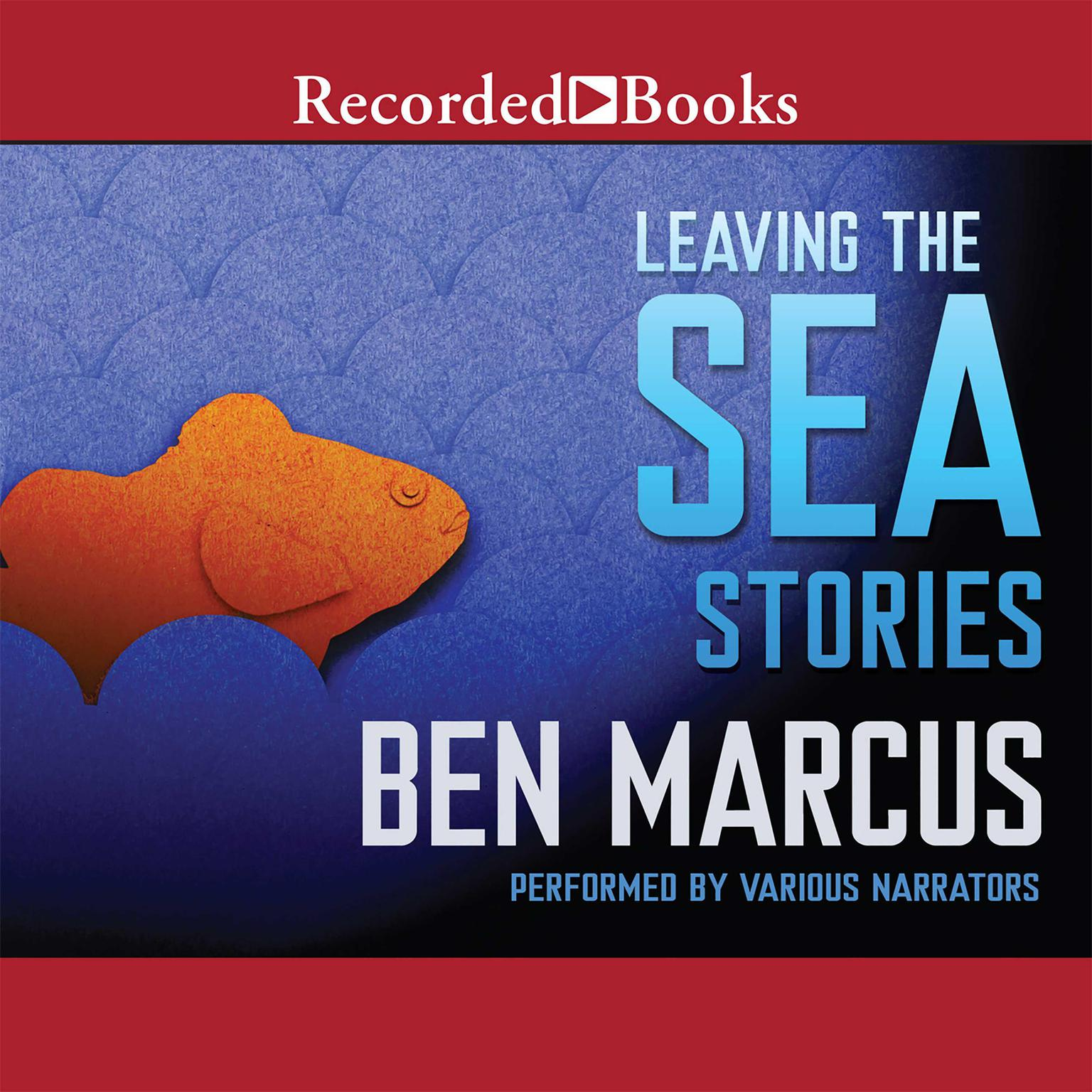 Printable Leaving the Sea: Stories Audiobook Cover Art