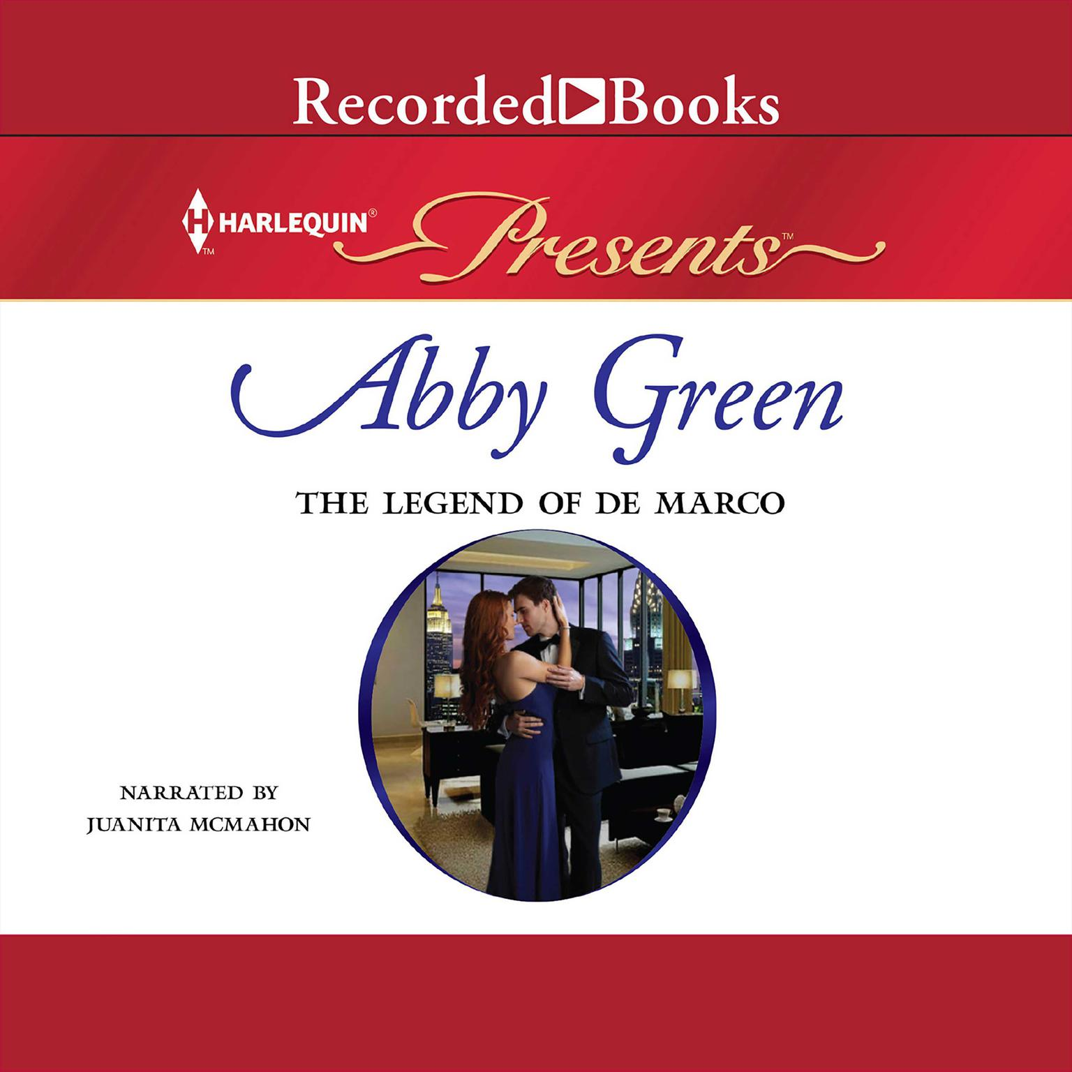 Printable The Legend of de Marco Audiobook Cover Art