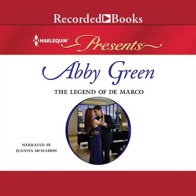 The Legend of de Marco Audiobook, by Abby Green