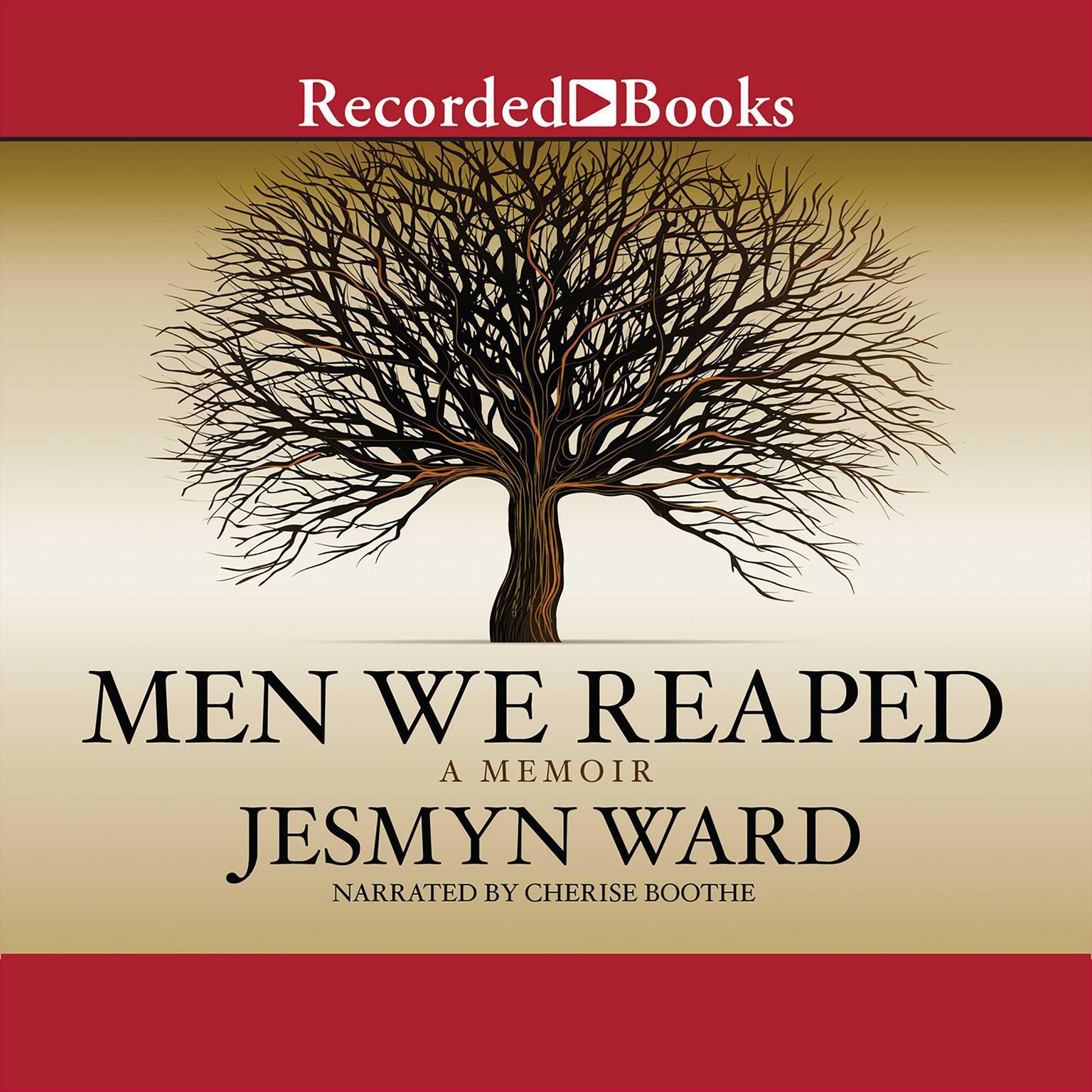 Printable Men We Reaped Audiobook Cover Art
