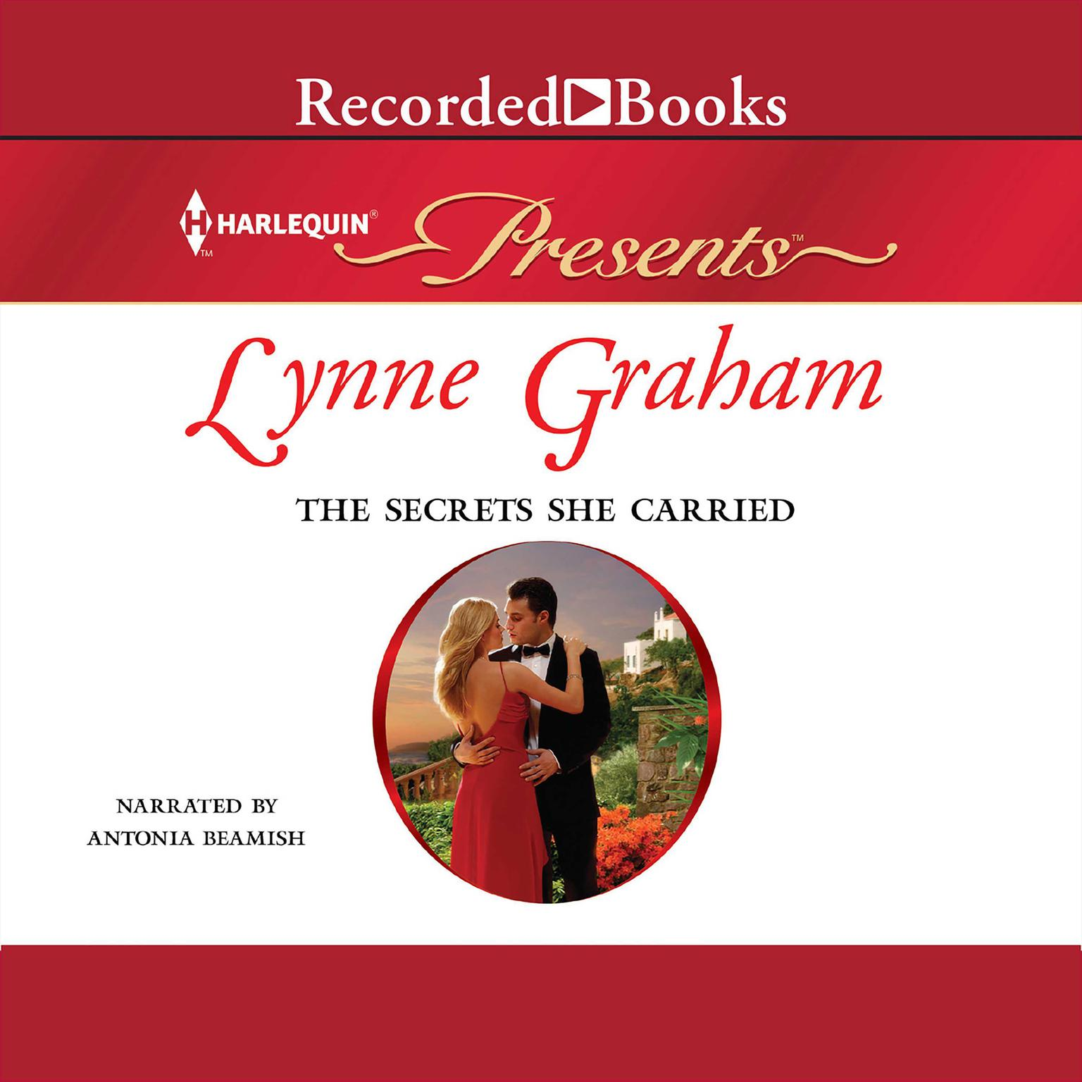 Printable The Secrets She Carried Audiobook Cover Art