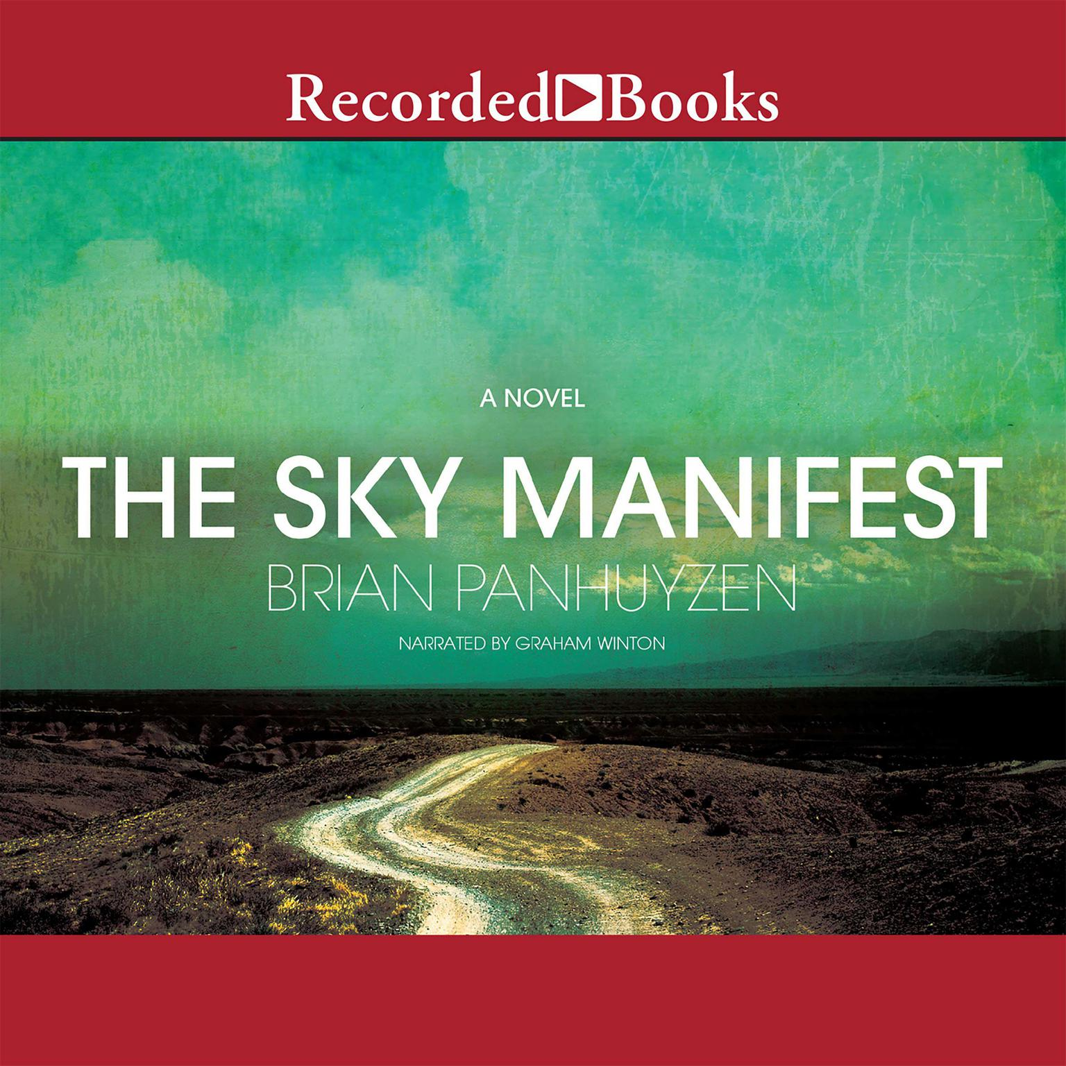 Printable The Sky Manifest: A Novel Audiobook Cover Art