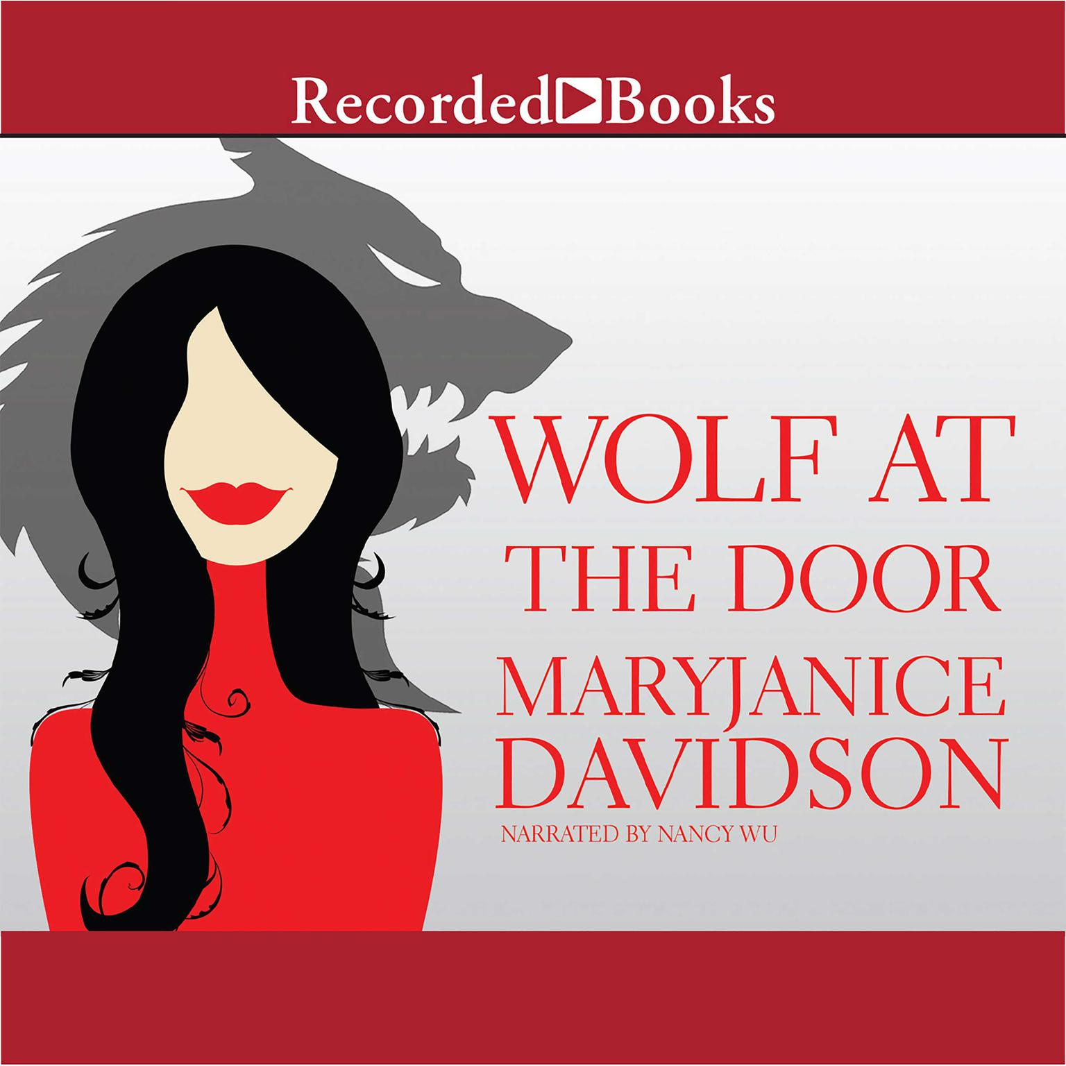Printable Wolf at the Door Audiobook Cover Art