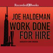 Work Done for Hire Audiobook, by Joe Haldeman