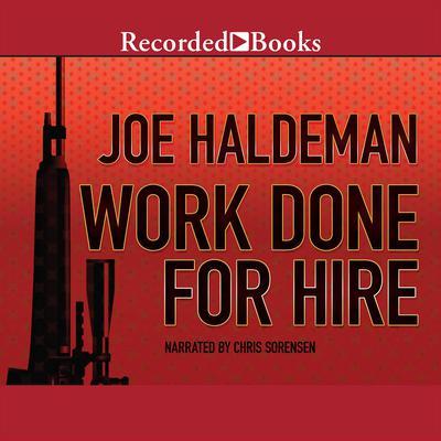 Work Done for Hire Audiobook, by Joe Haldeman
