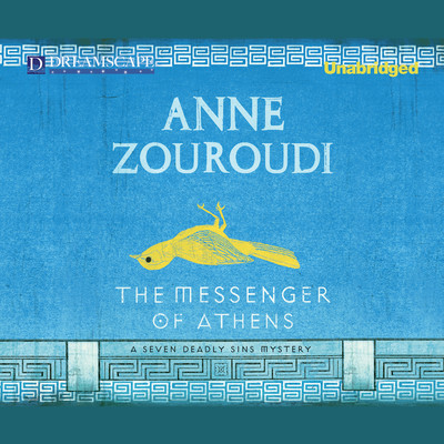 The Messenger of Athens Audiobook, by Anne Zouroudi