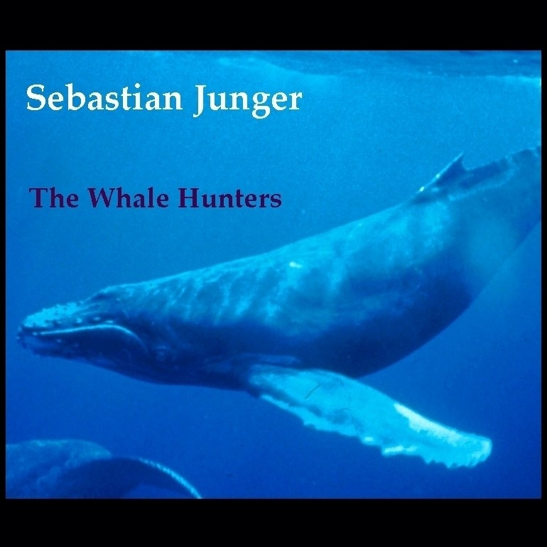 Printable The Whale Hunters Audiobook Cover Art