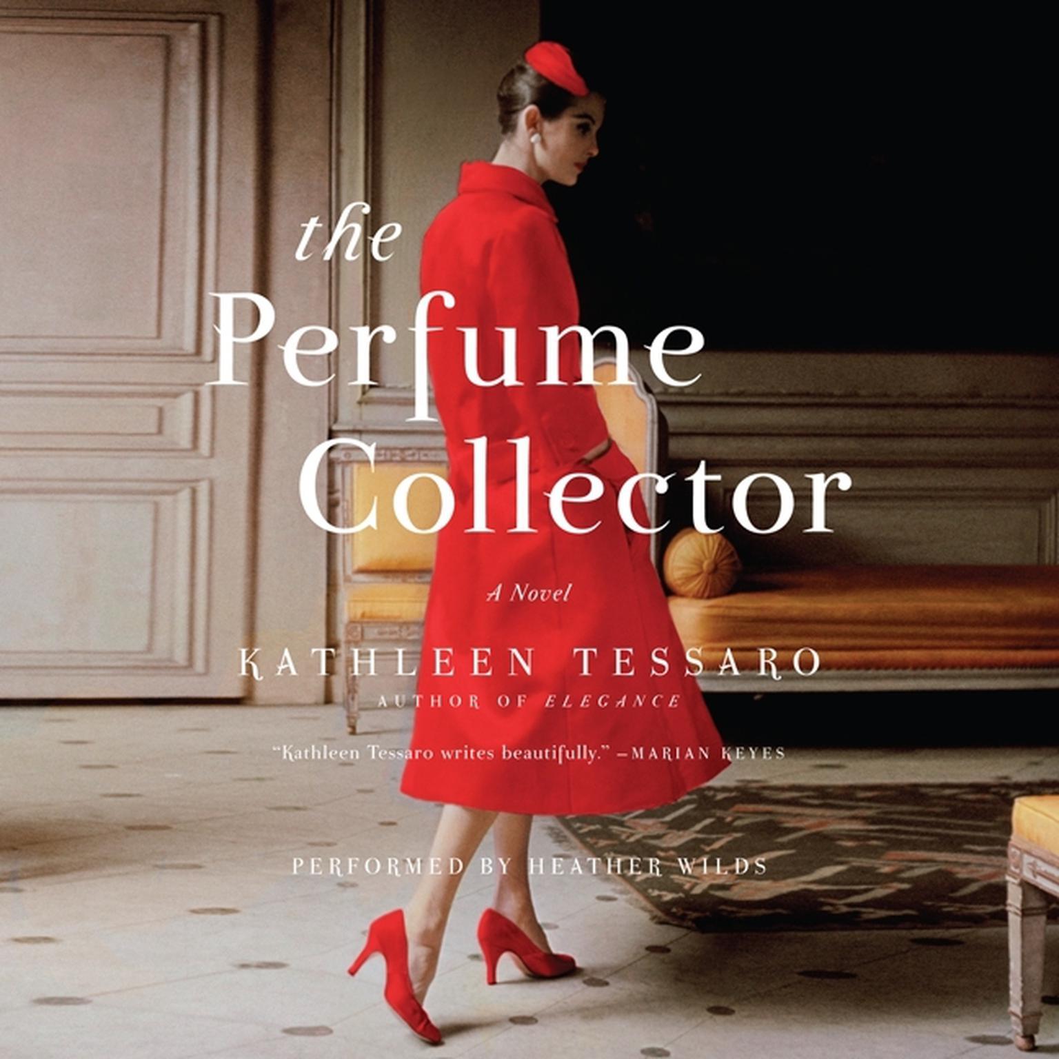 Printable The Perfume Collector: A Novel Audiobook Cover Art