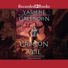Crimson Veil Audiobook, by Yasmine Galenorn