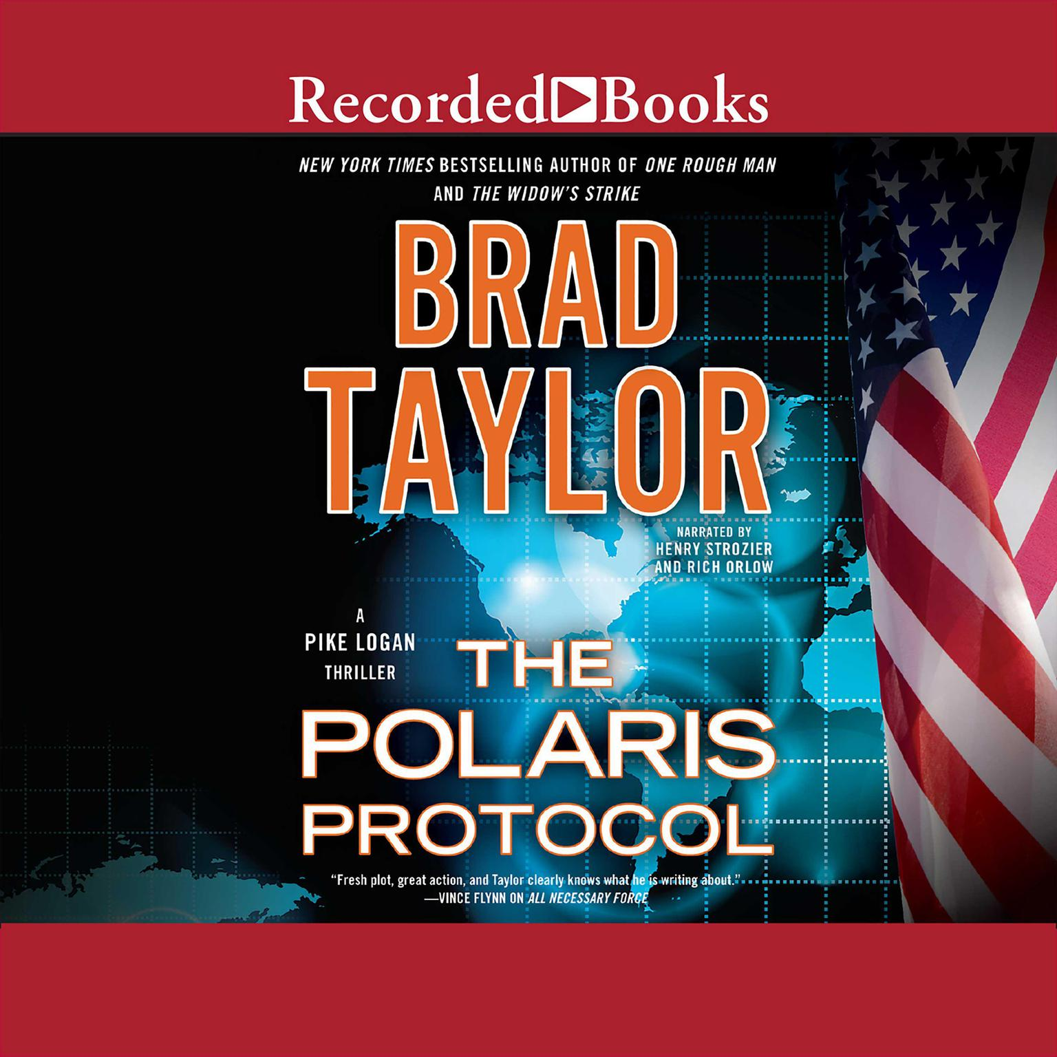 Printable The Polaris Protocol Audiobook Cover Art