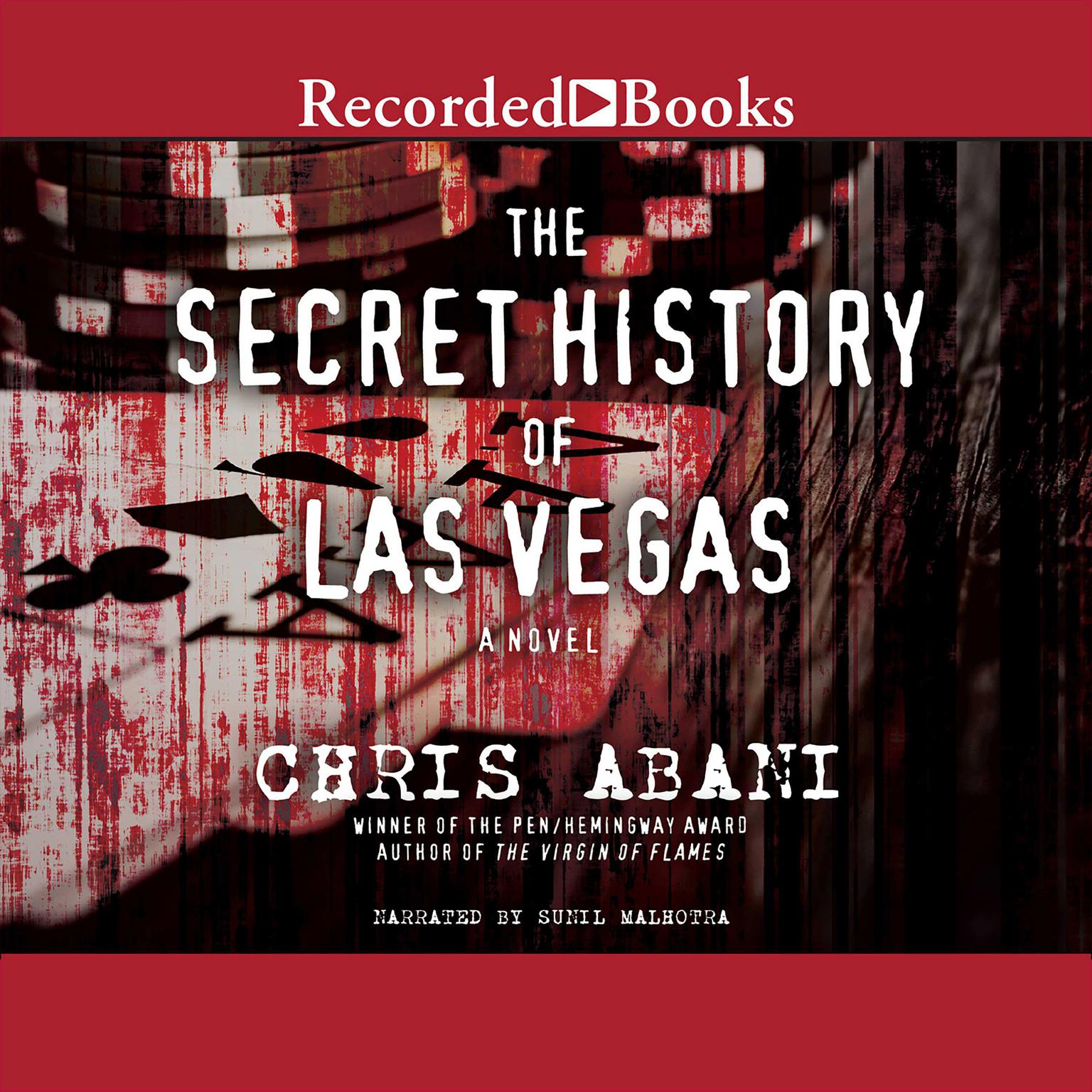Printable The Secret History of Las Vegas: A Novel Audiobook Cover Art