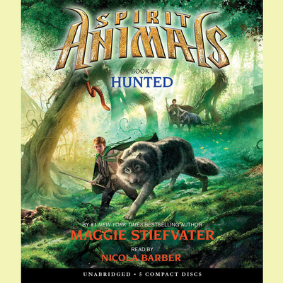 Hunted Audiobook, by Maggie Stiefvater