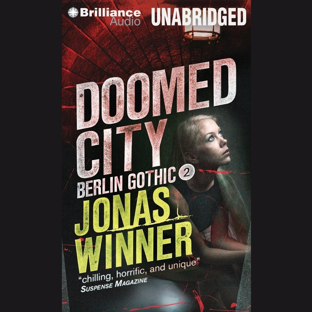 Printable Doomed City Audiobook Cover Art