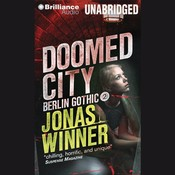 Doomed City Audiobook, by Jonas Winner