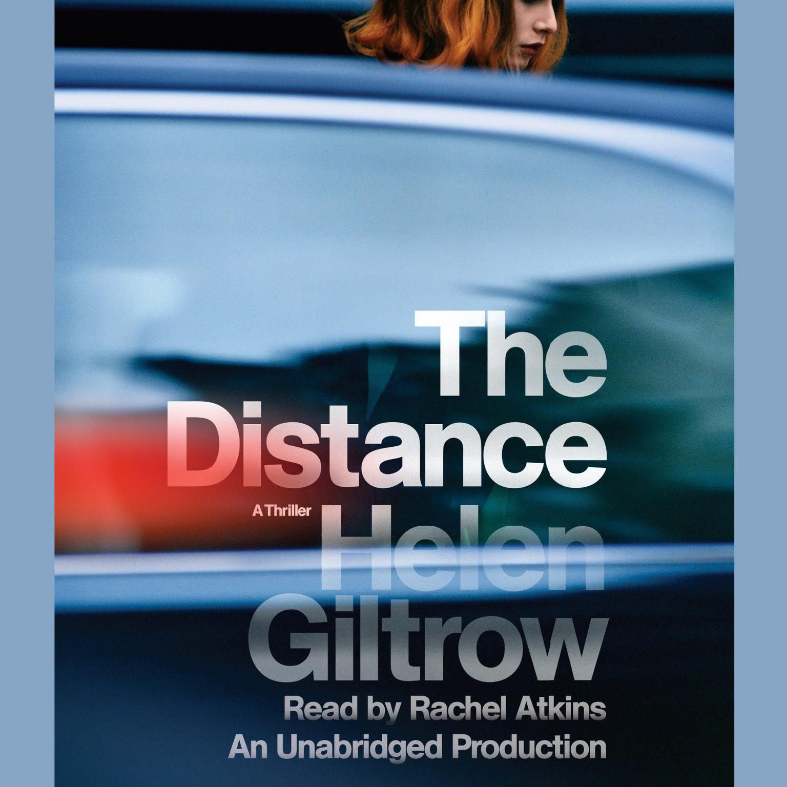 Printable The Distance: A Thriller Audiobook Cover Art