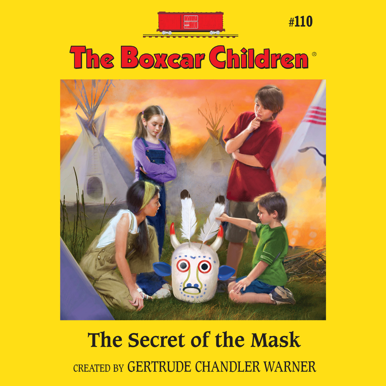 Printable The Secret of the Mask Audiobook Cover Art