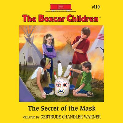 The Secret of the Mask Audiobook, by Gertrude Chandler Warner