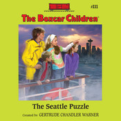 The Seattle Puzzle Audiobook, by Gertrude Chandler Warner