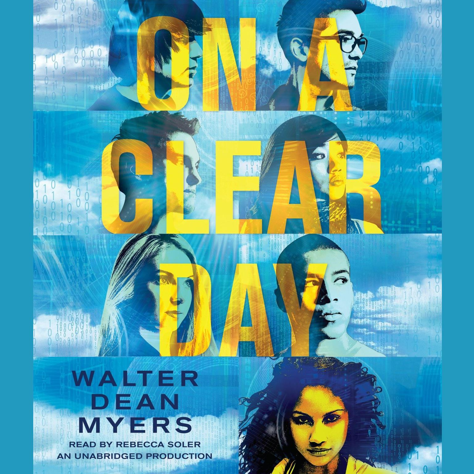 Printable On a Clear Day Audiobook Cover Art