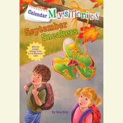 Calendar Mysteries #9: September Sneakers Audiobook, by Ron Roy