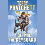 A Slip of the Keyboard: Collected Nonfiction, by Terry Pratchett