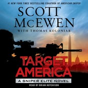 Target America: A Sniper Elite Novel, by Scott McEwen