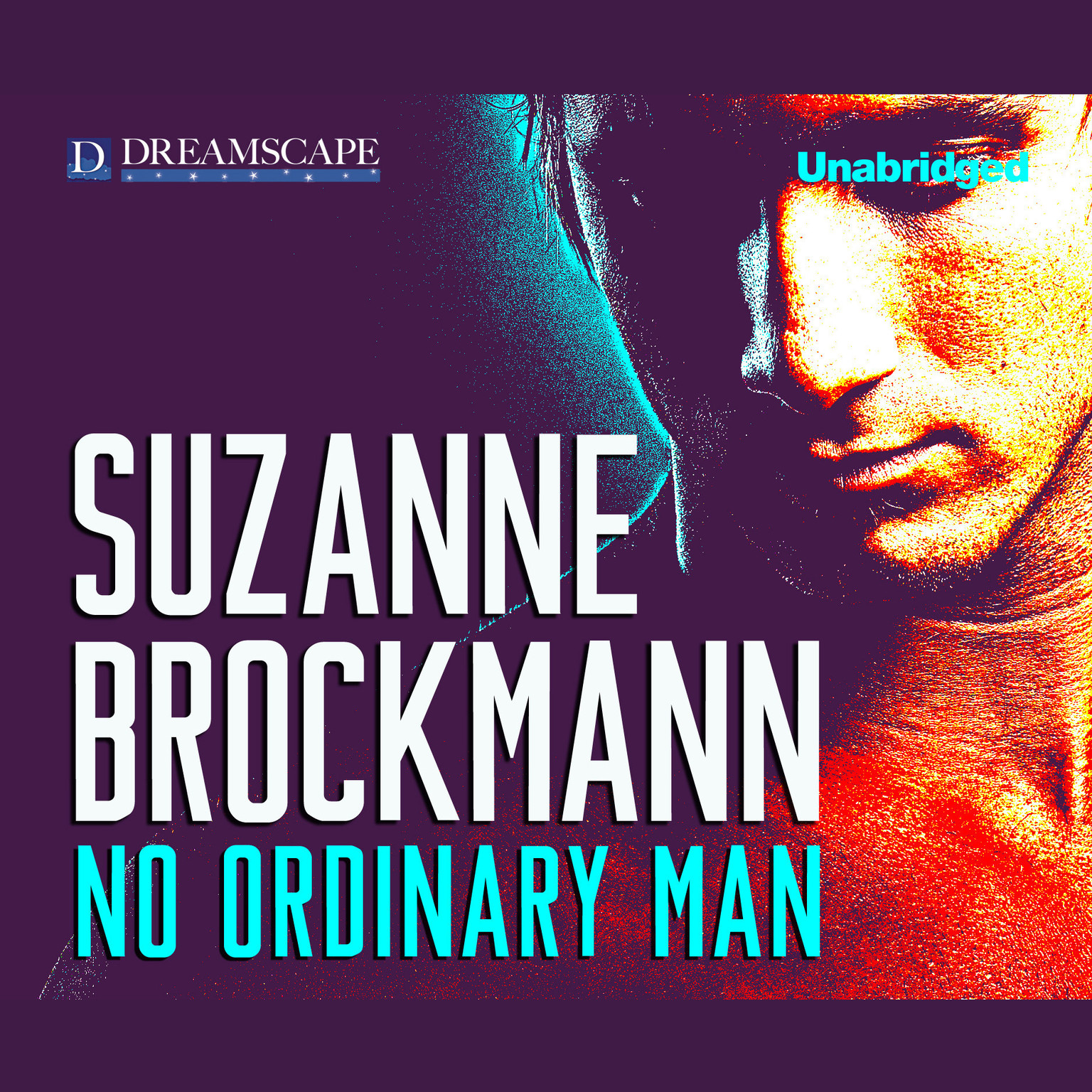 Printable No Ordinary Man Audiobook Cover Art