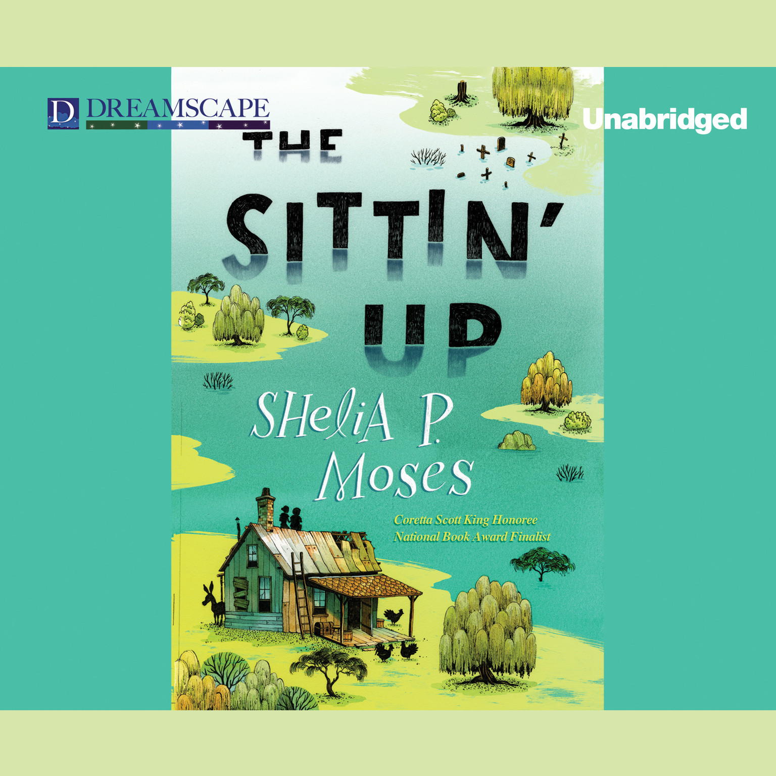 Printable The Sittin' Up Audiobook Cover Art