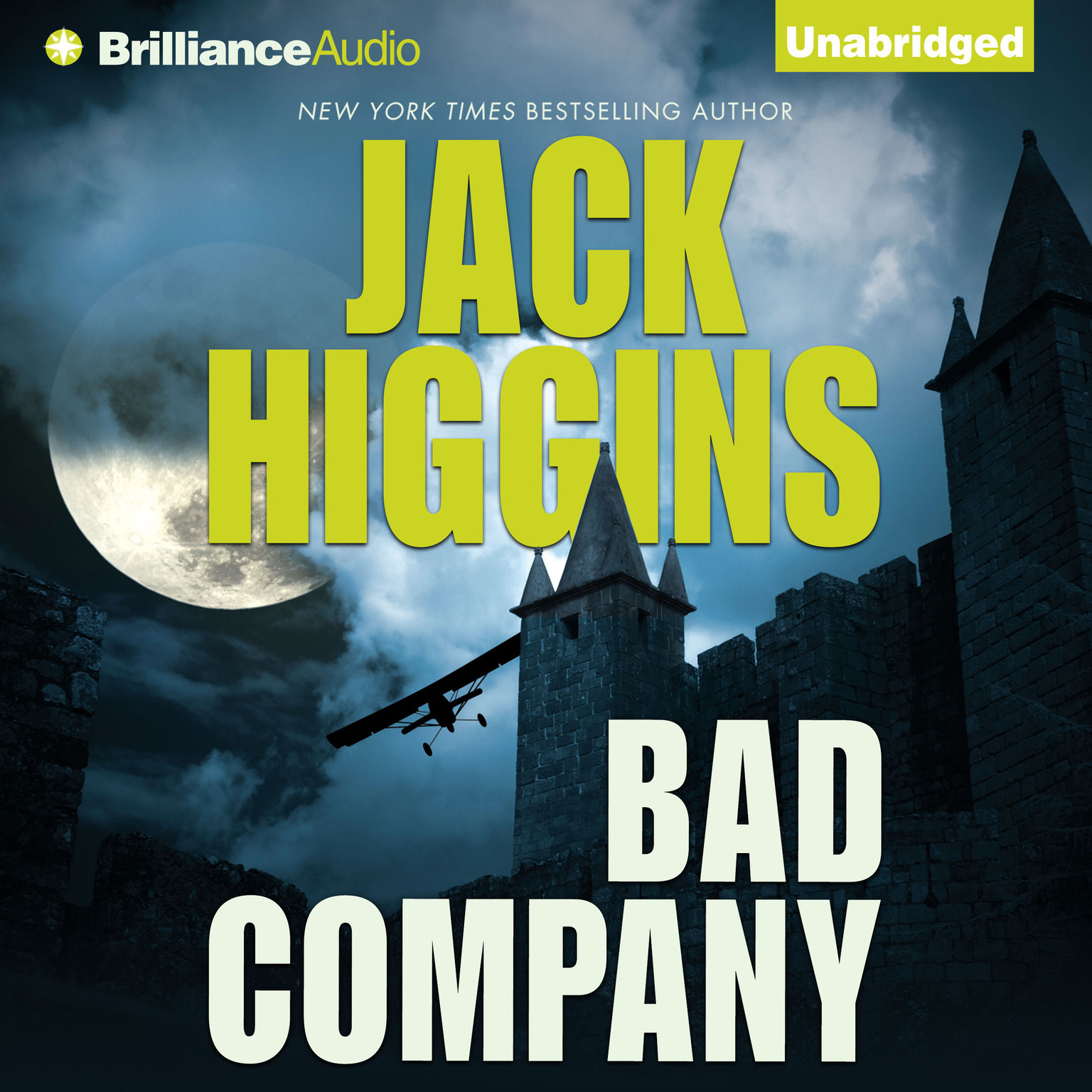 Printable Bad Company Audiobook Cover Art