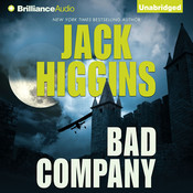 Bad Company Audiobook, by Jack Higgins