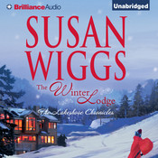The Winter Lodge Audiobook, by Susan Wiggs