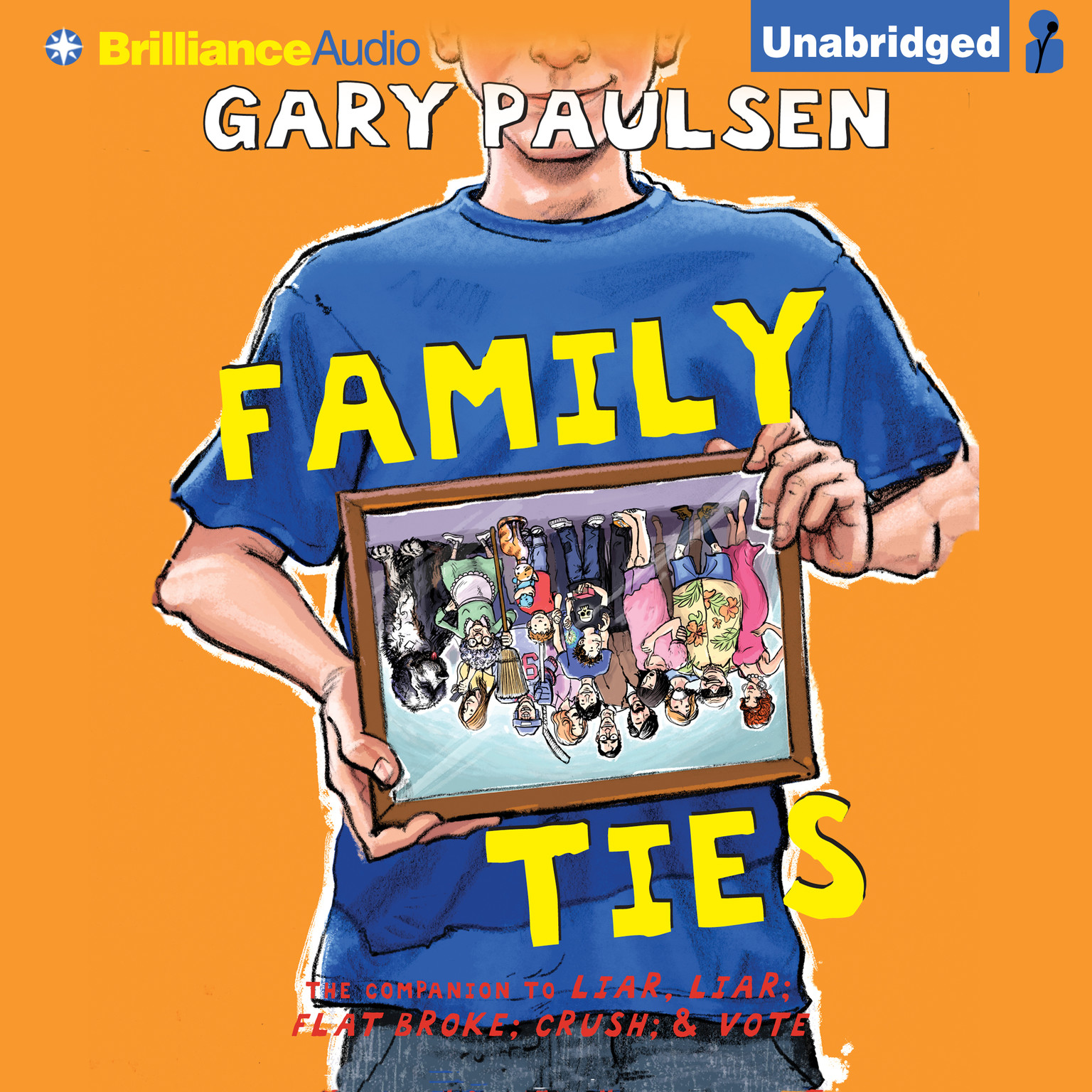 Printable Family Ties: The Theory, Practice, and Destructive Properties of Relatives Audiobook Cover Art