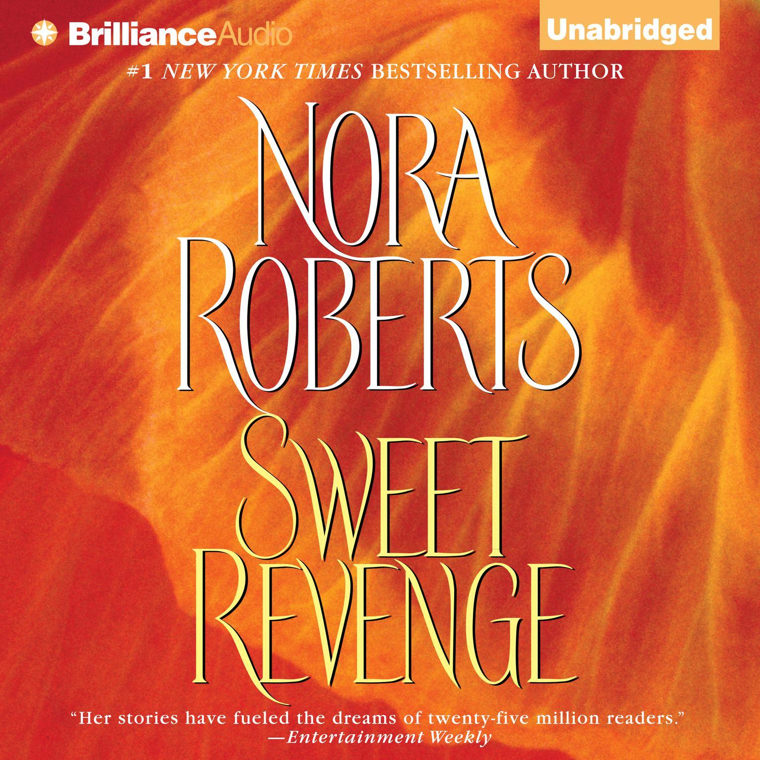 Printable Sweet Revenge Audiobook Cover Art