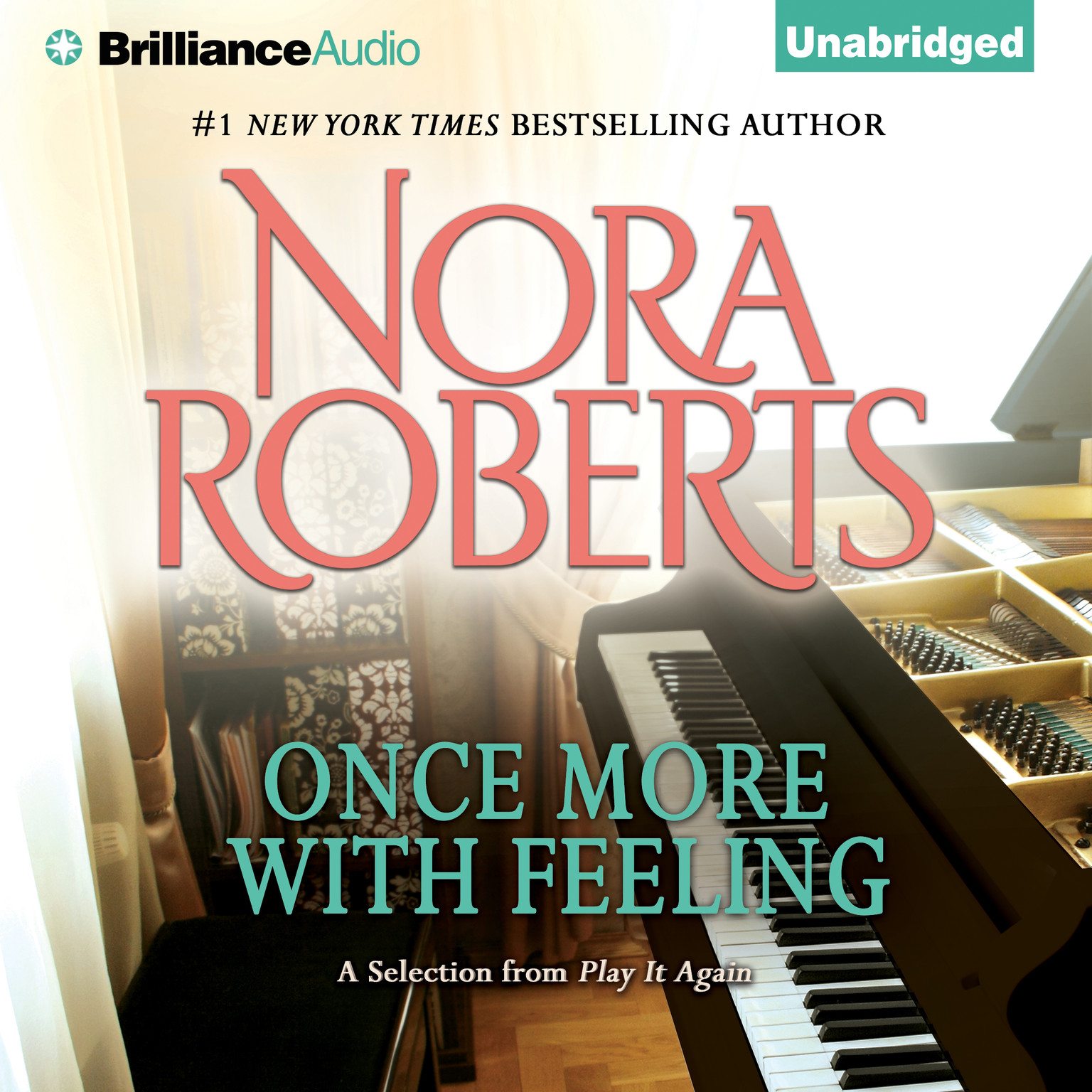 Printable Once More with Feeling: A Selection from Play It Again Audiobook Cover Art