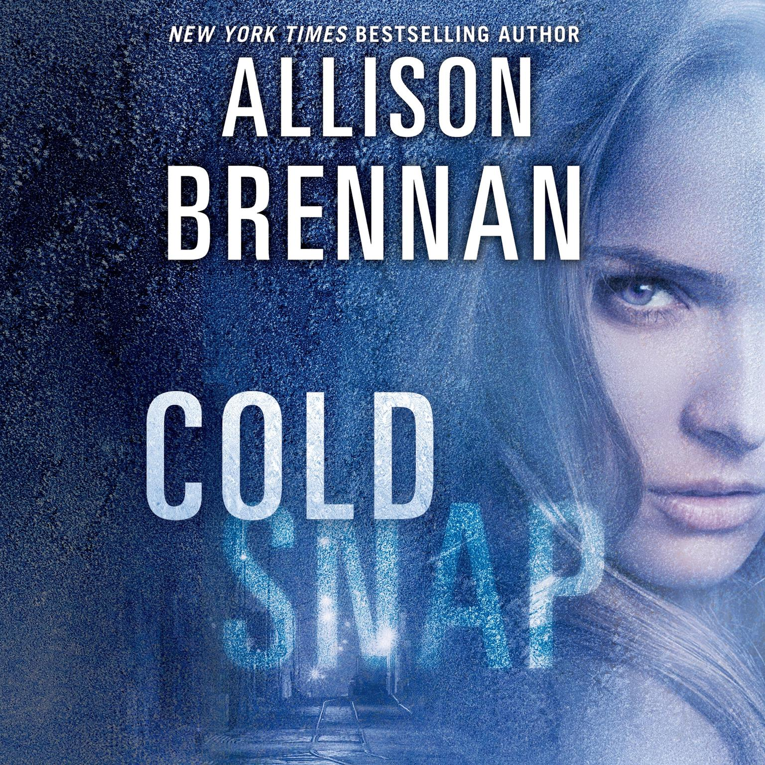 Printable Cold Snap Audiobook Cover Art