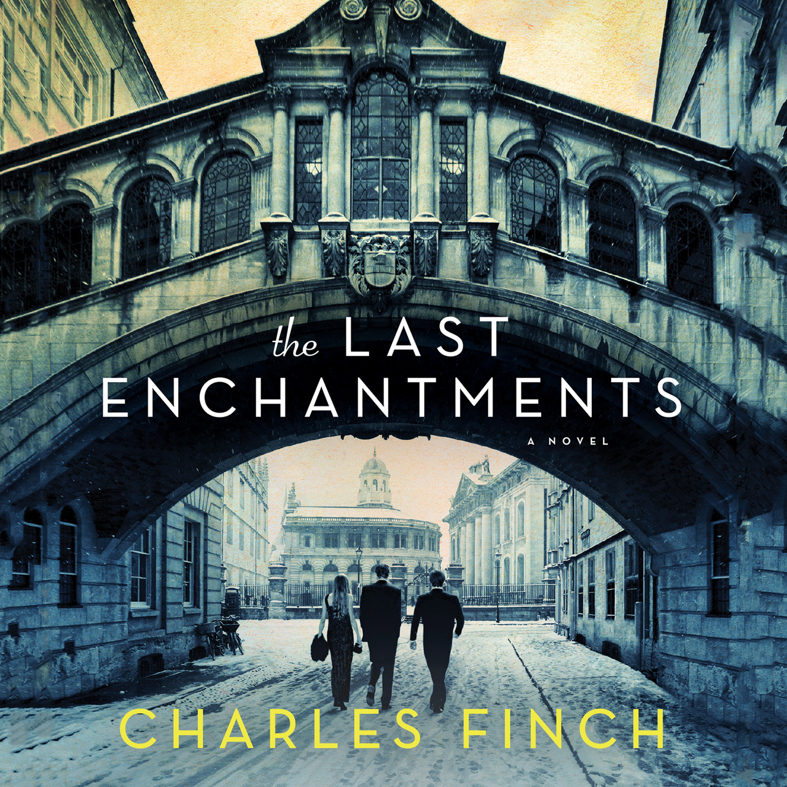 Printable The Last Enchantments: A Novel Audiobook Cover Art