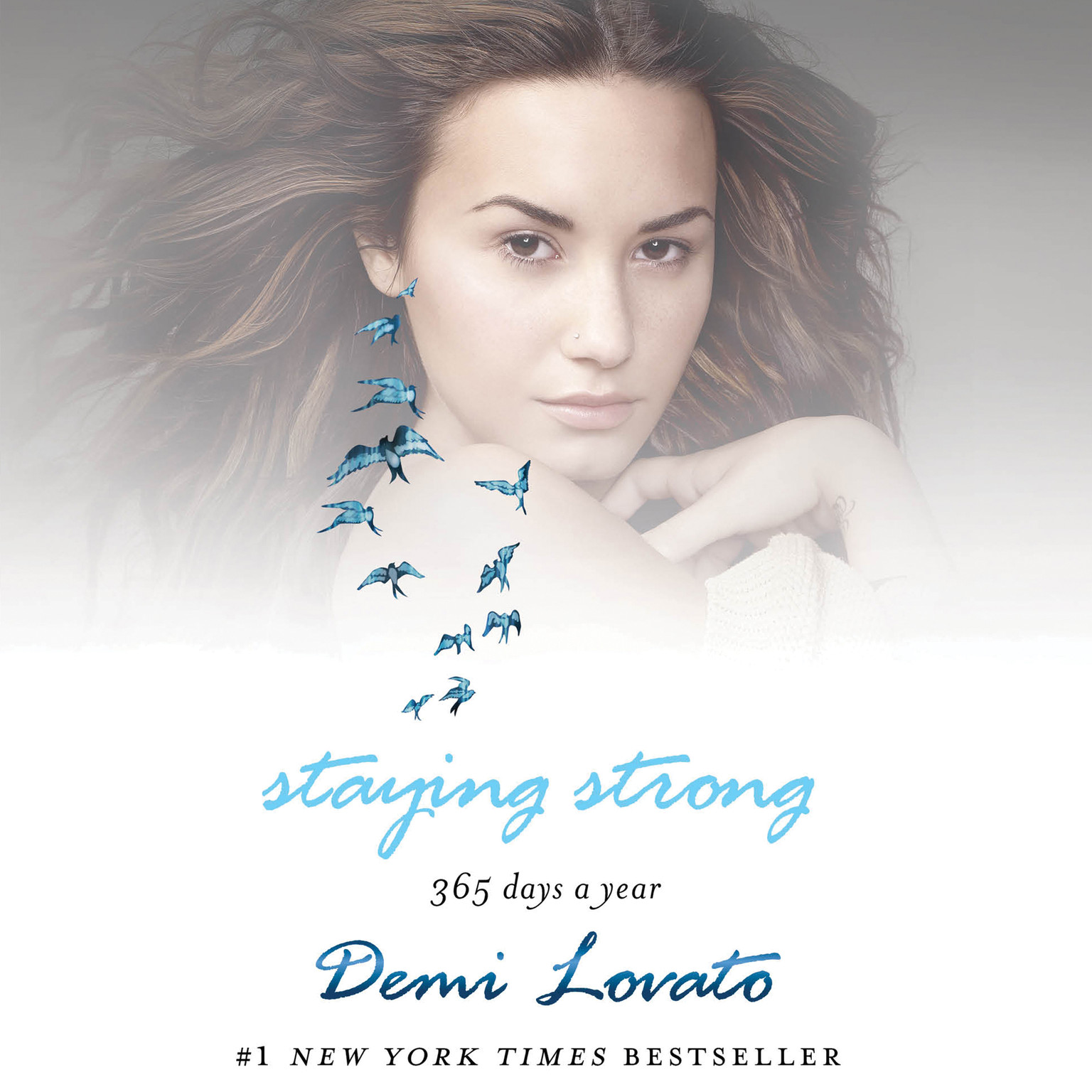 Printable Staying Strong: 365 Days a Year Audiobook Cover Art