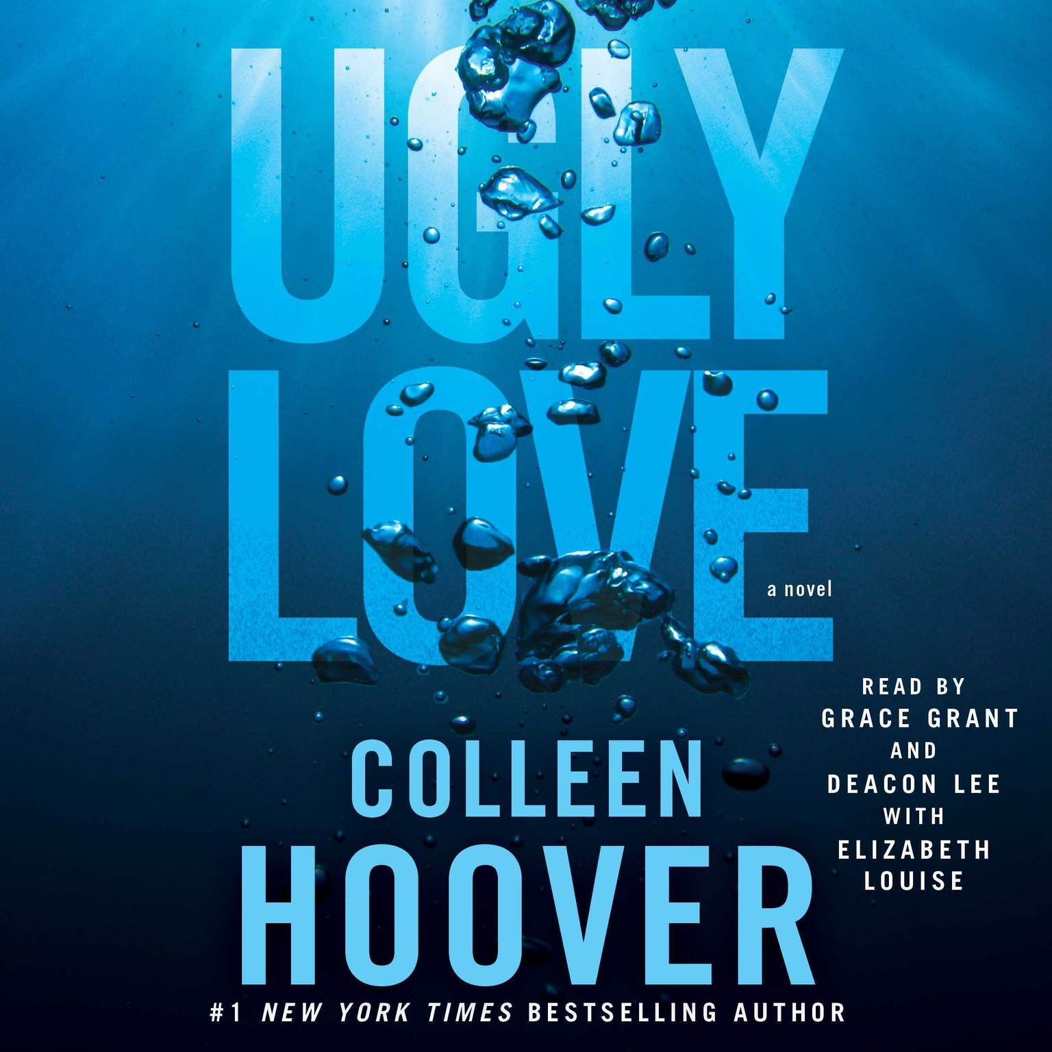 Printable Ugly Love Audiobook Cover Art