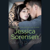 Saving Quinton Audiobook, by Jessica Sorensen