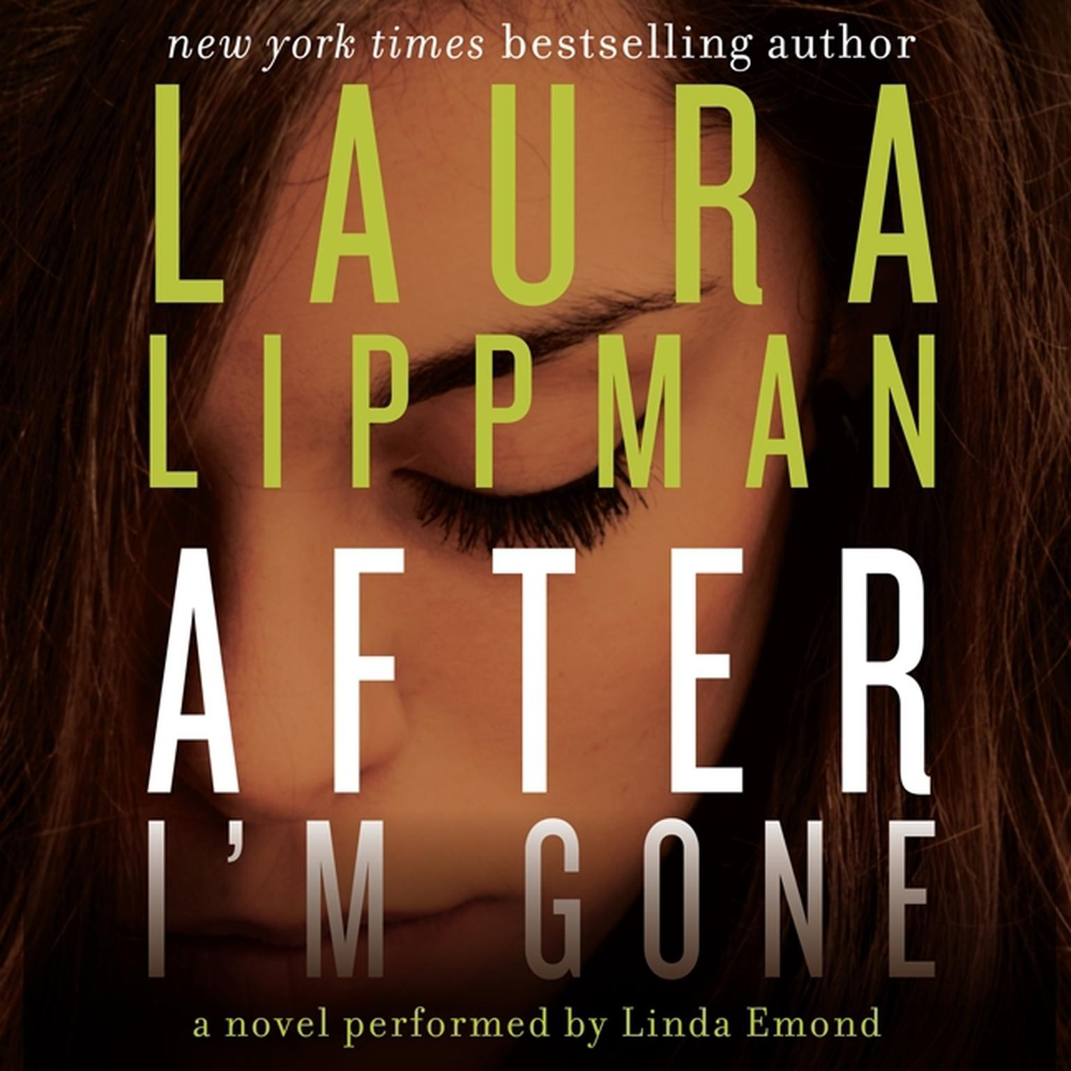 Printable After I'm Gone: A Novel Audiobook Cover Art