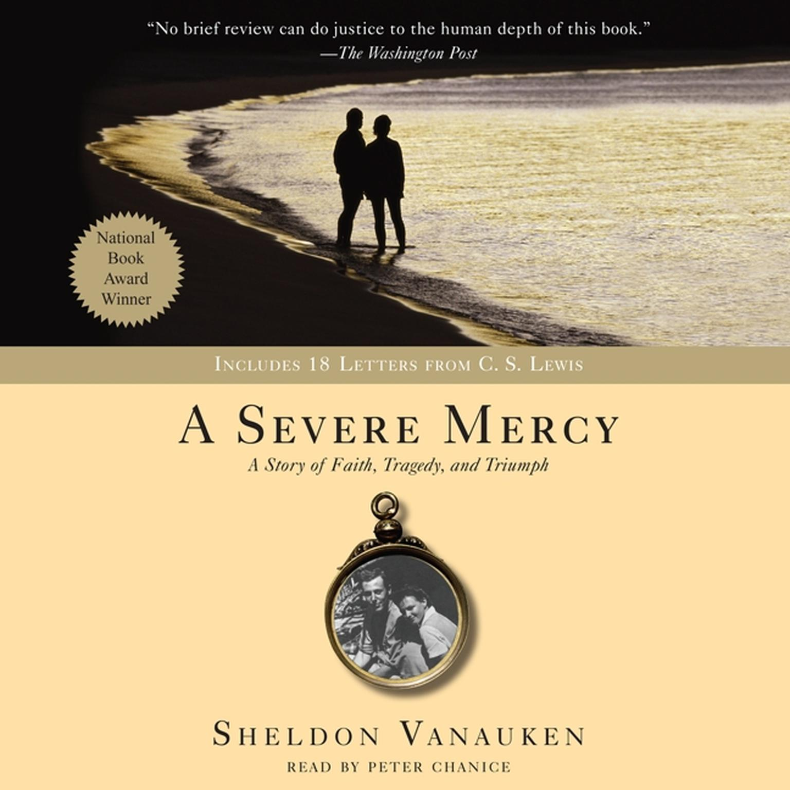 Printable A Severe Mercy Audiobook Cover Art