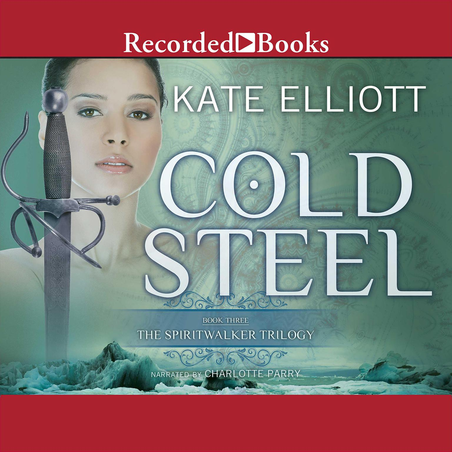 Printable Cold Steel Audiobook Cover Art