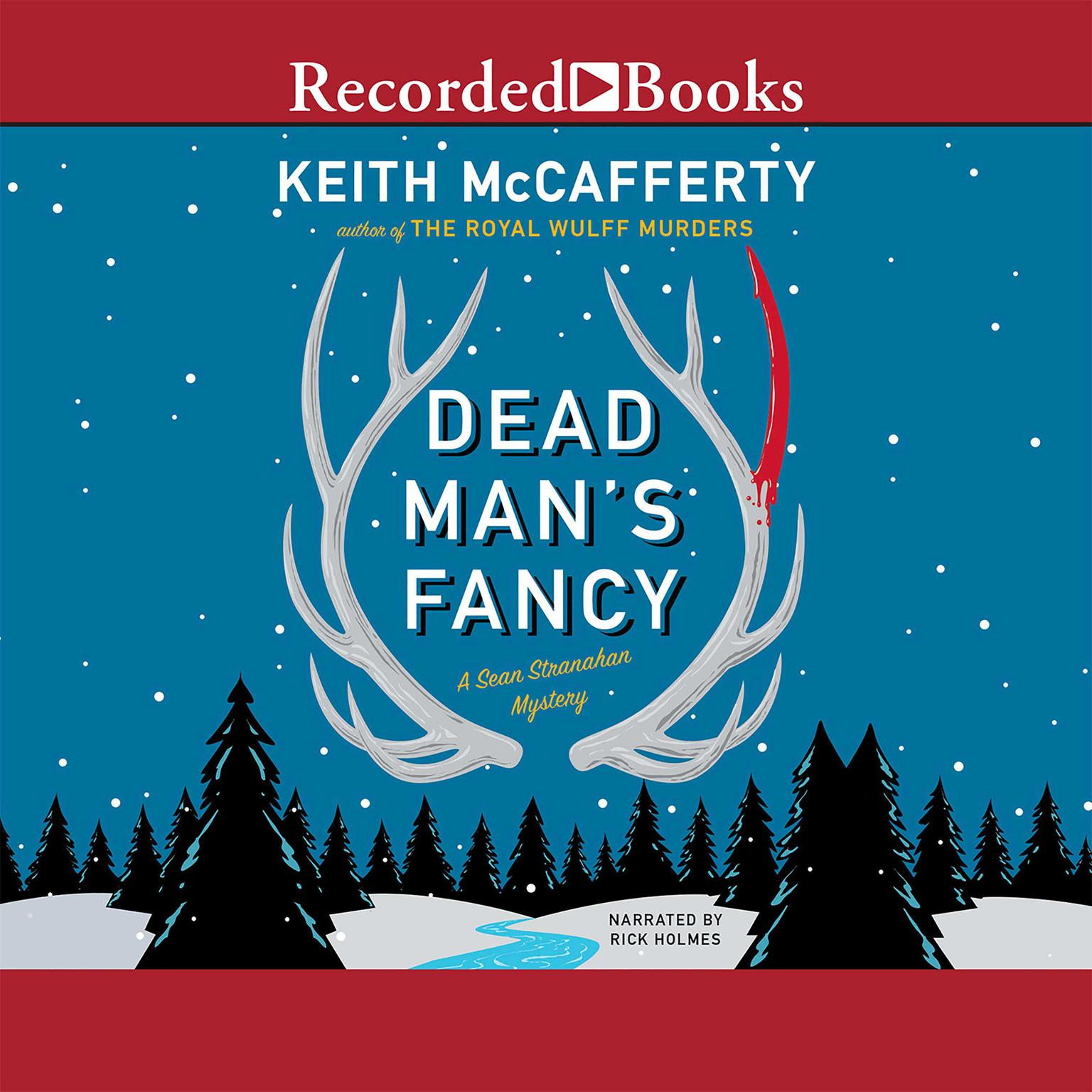 Printable Dead Man's Fancy Audiobook Cover Art