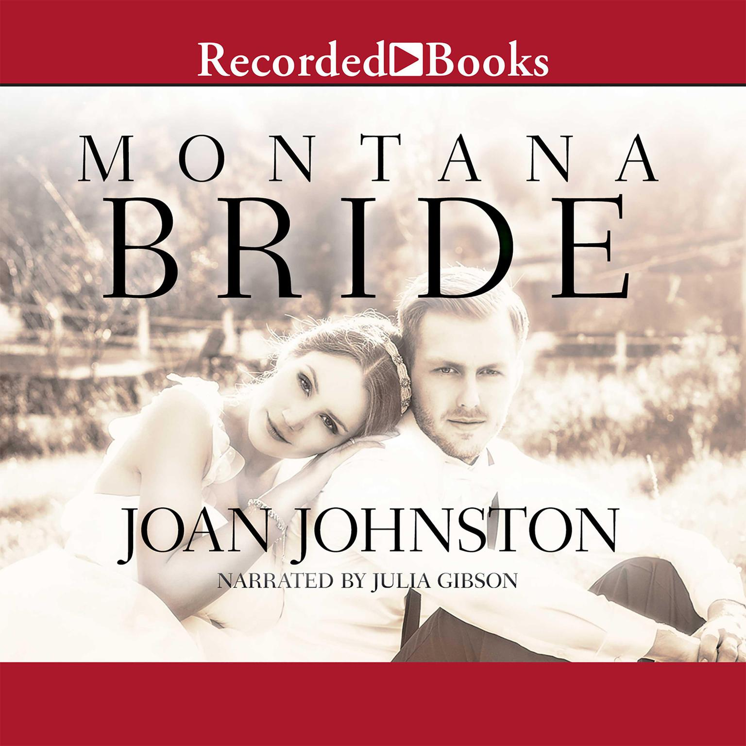Printable Montana Bride Audiobook Cover Art
