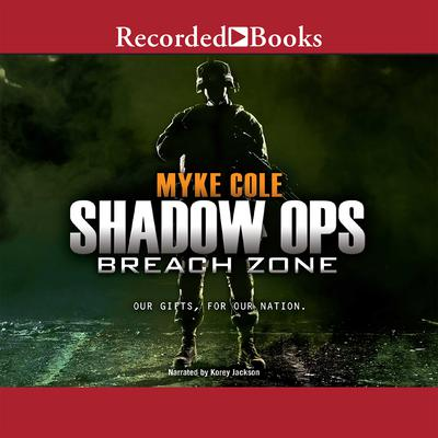 Breach Zone Audiobook, by Myke Cole