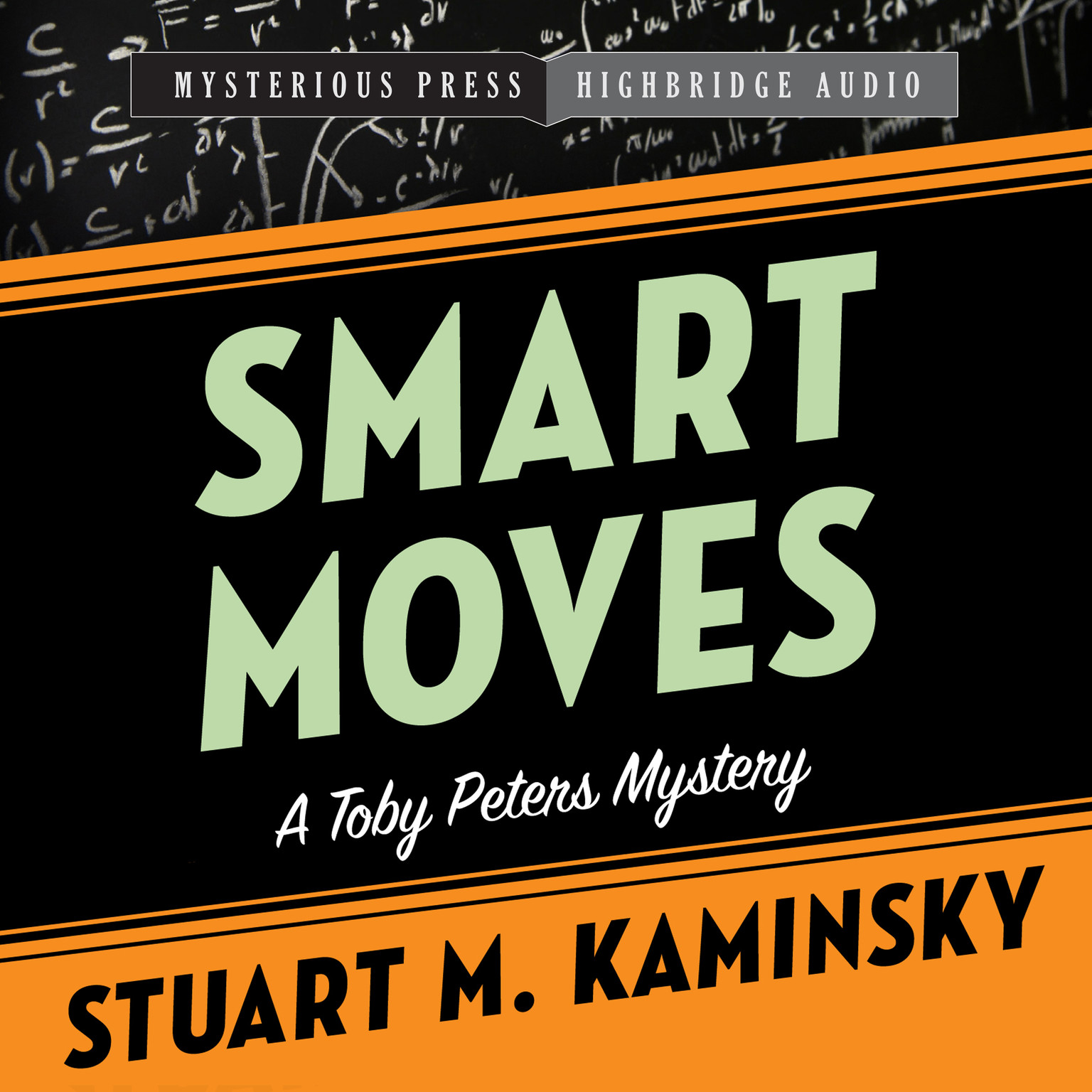 Printable Smart Moves: A Toby Peters Mystery Audiobook Cover Art