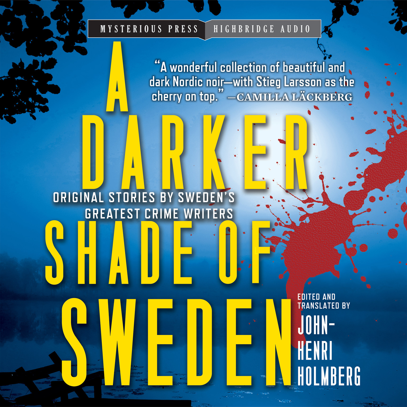 Printable A Darker Shade of Sweden Audiobook Cover Art