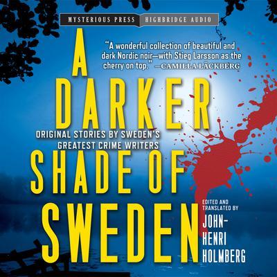 A Darker Shade of Sweden Audiobook, by John-Henri Holmberg