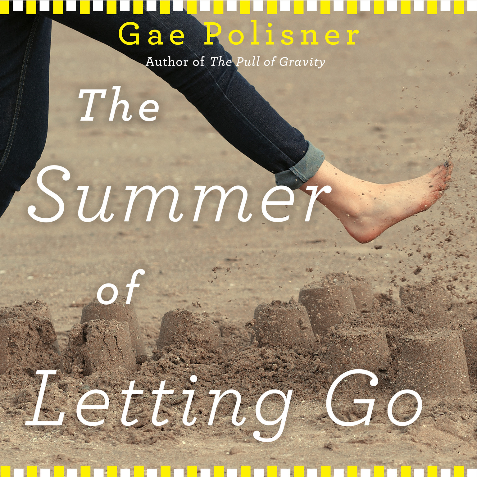 Printable The Summer of Letting Go Audiobook Cover Art